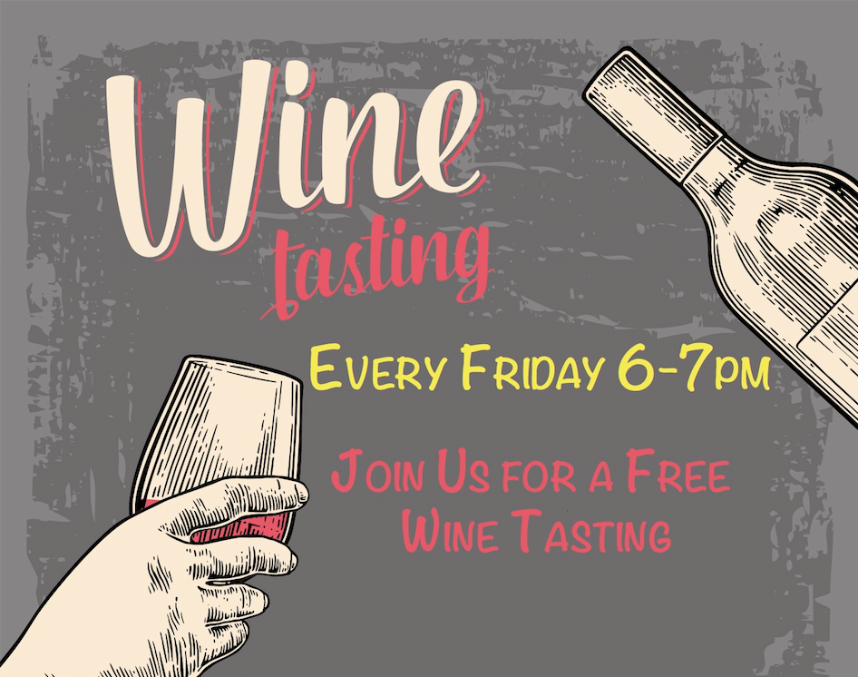 Free Wine Tasting @ Vinos on Galt