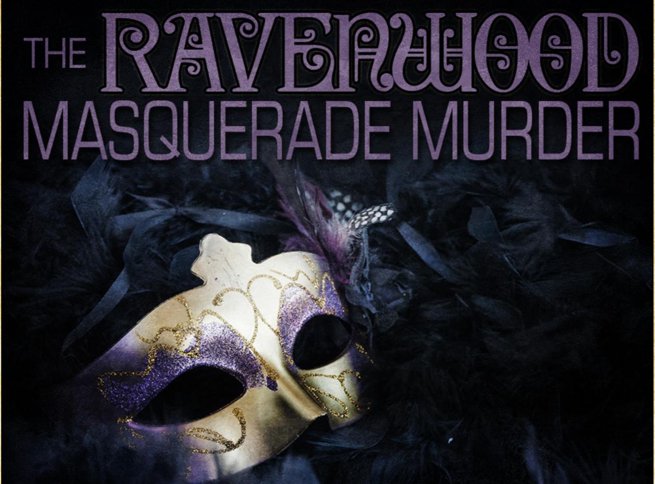 Masquerade Murder Mystery Halloween Party @ Vinos on Galt