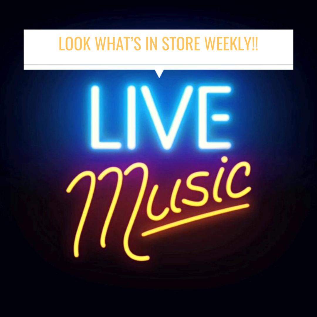 Live Music @ Vinos on Galt