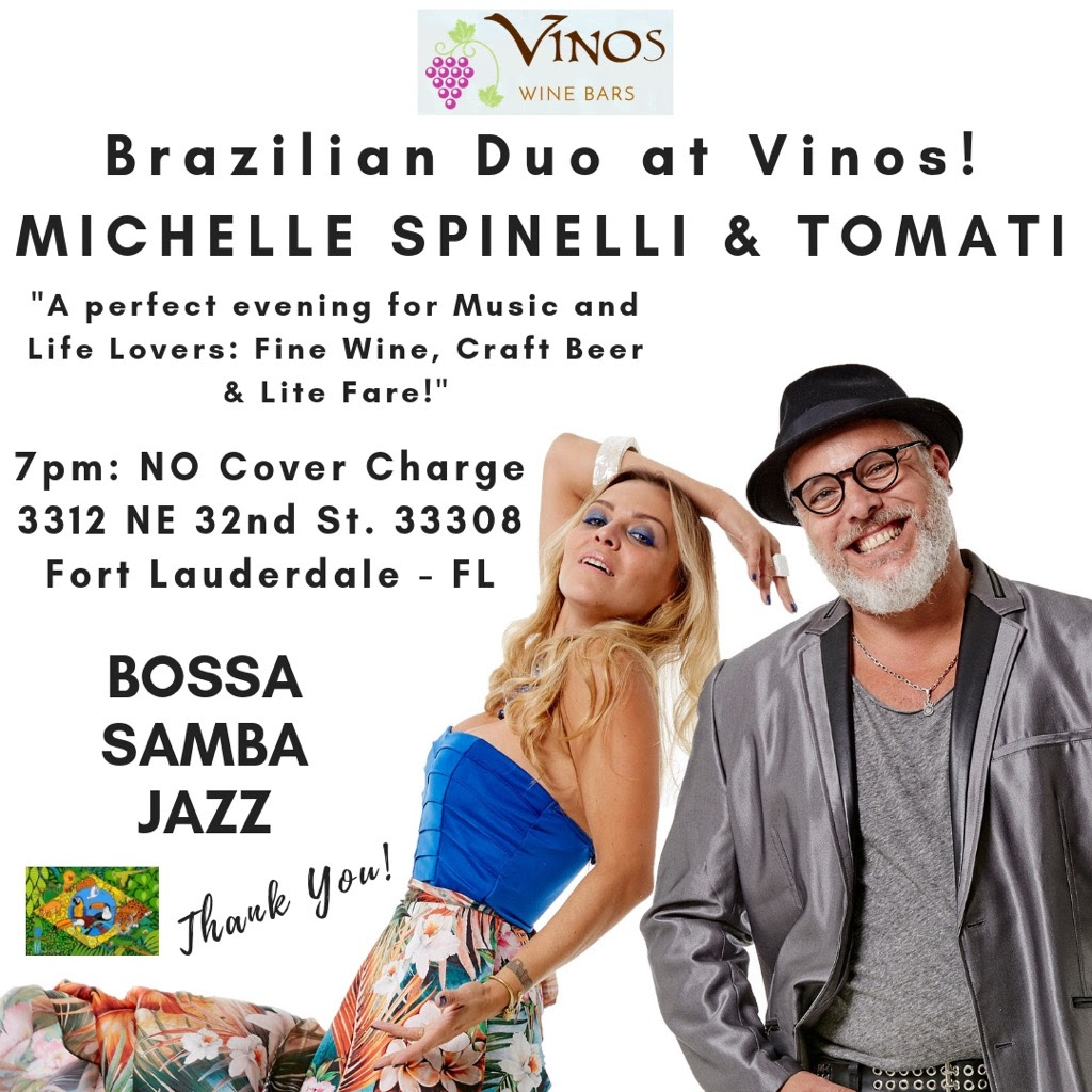 Michelle Spinelli & Tomati @ Vinos on Galt