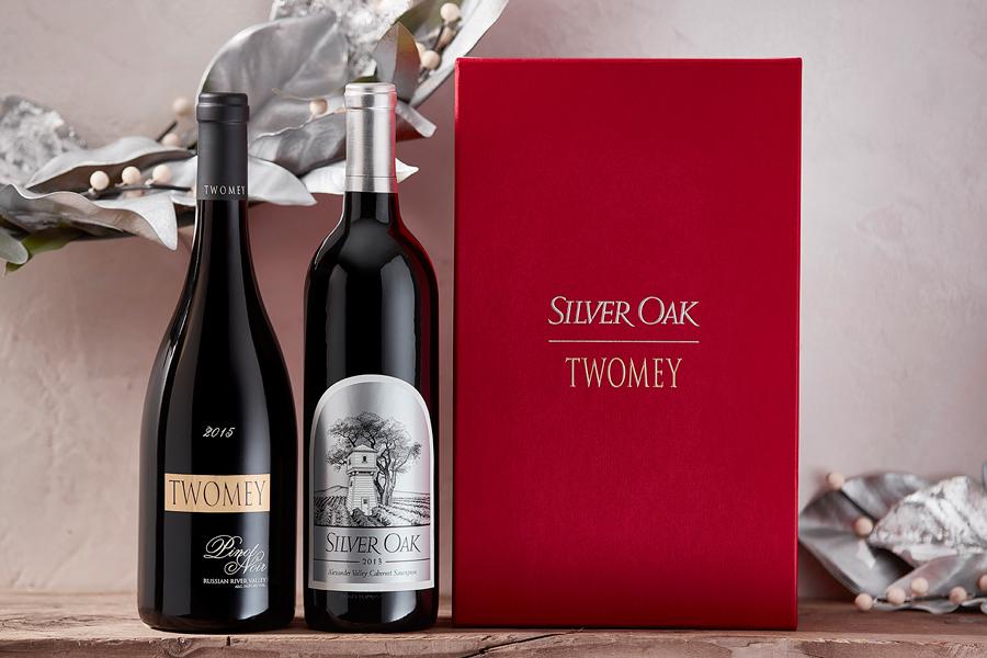 Silver Oak & Twomey Wine & Food Pairing @ Vinos on Galt