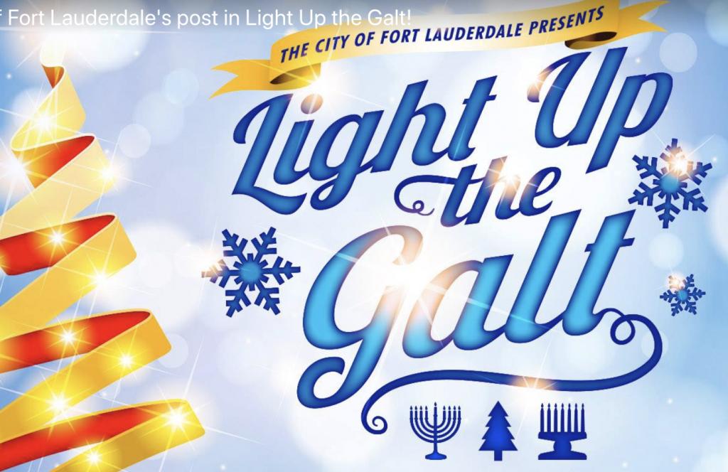 Light up the Galt - Holiday Event @ Vinos on Galt