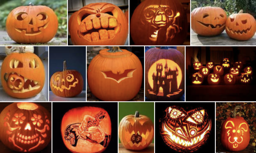 Pumpkin Carving Party @ Vinos on Galt